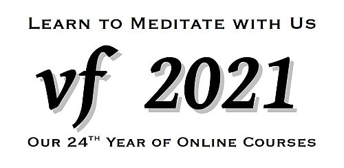Twenty-four years of online meditation courses